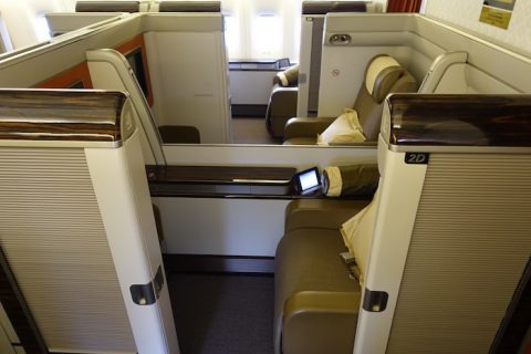 Garuda Indonesia First Class Heathrow to Jakarta Review