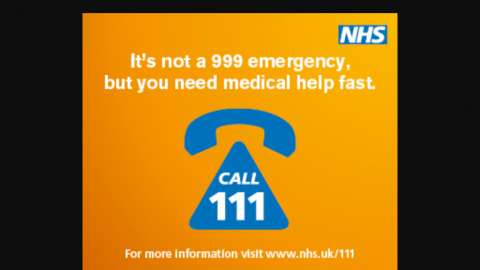 How to get urgent medical advice over the phone