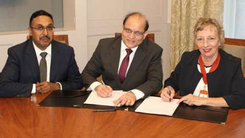 ICAEW and Institute of Chartered Accountants of India (ICAI) to promote cross-border accountancy skills